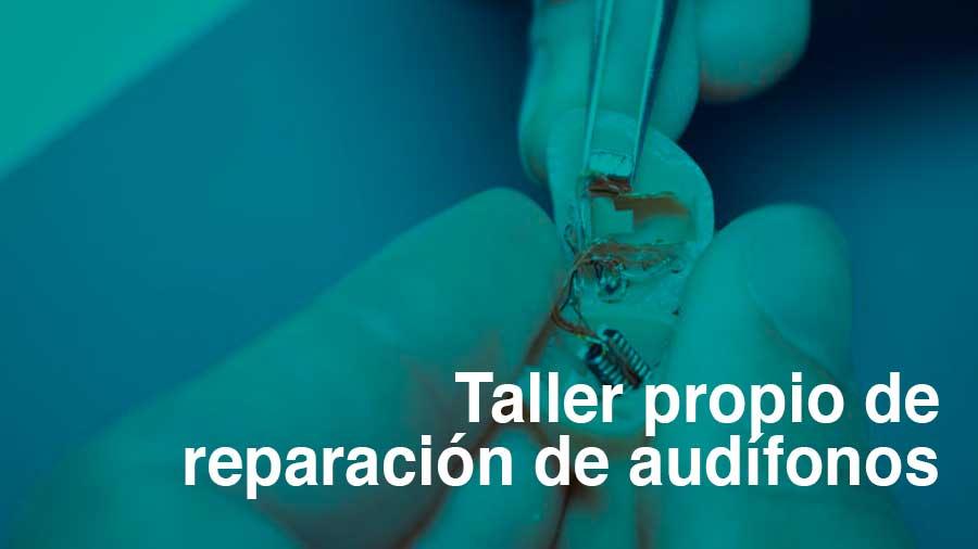 Servicios audiológicos integrales