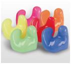 Moldes auditivos para el agua y el baño