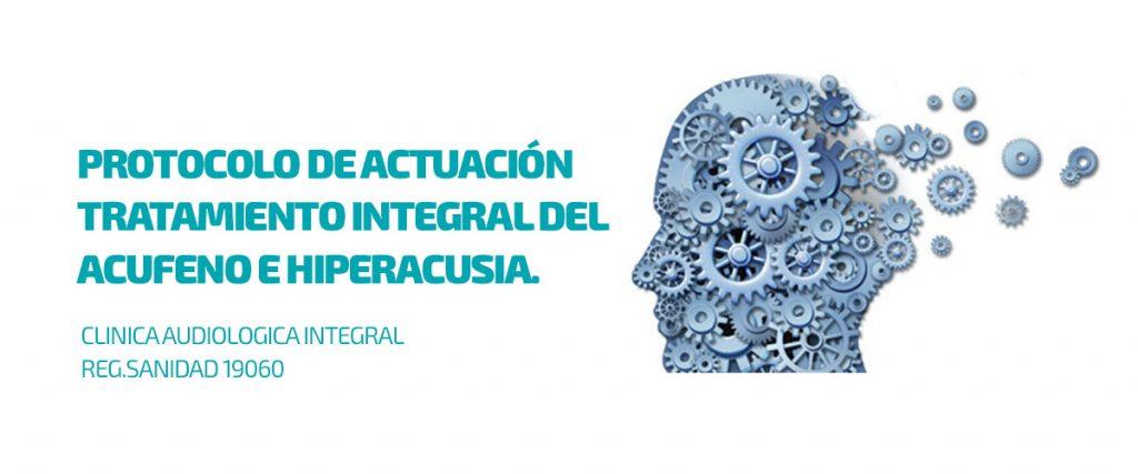 Protocolo Tratamiento integral del tinnitus acúfenos por Jose Estellés CAI Valencia